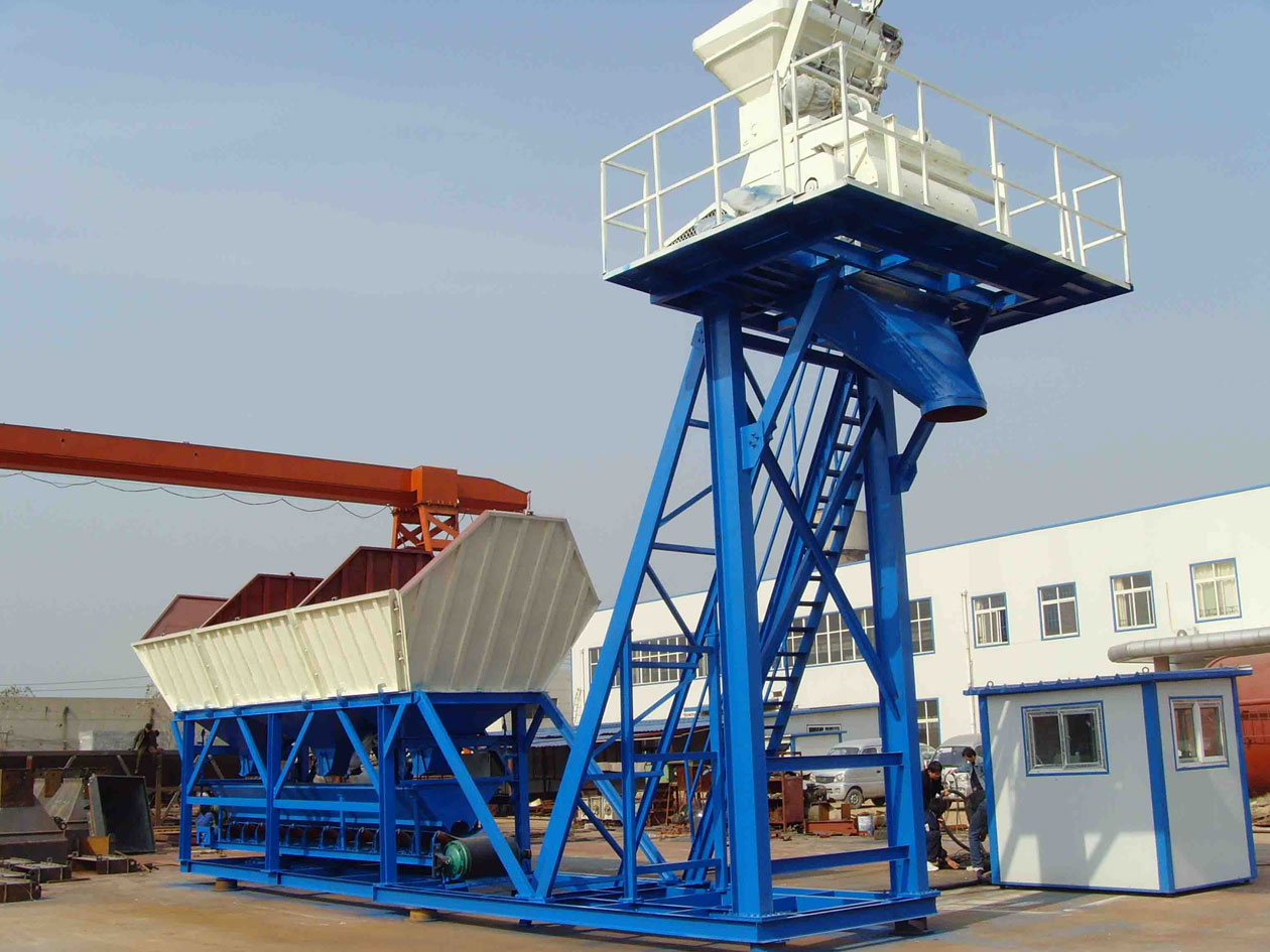 portable batching plant supplier philippines